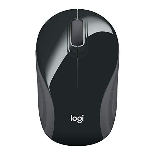 Wireless Mini Mouse M187, Pocket Sized Portable Mouse For Laptops