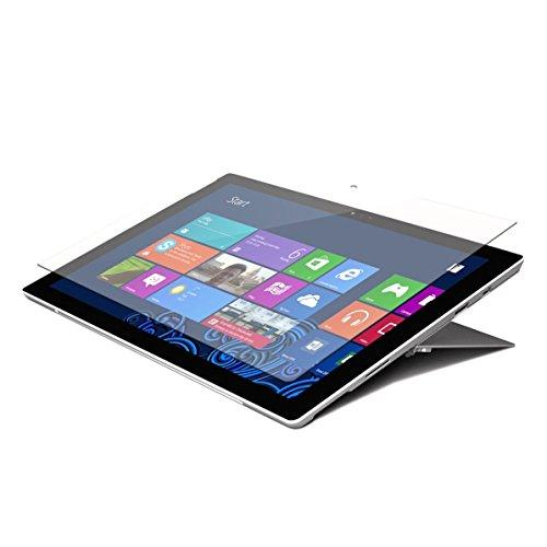 Targus Tempered Glass Screen Protector For Microsoft Surface Pro 6, Surface Pro (2017), And Surface Pro 4, Clear (Awv1290Usz)