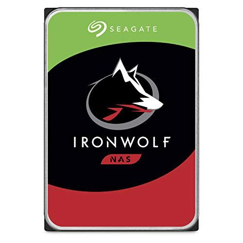 Seagate Ironwolf 1 Tb Nas Raid Internal Hard Drive - 5,900 Rpm Sata 6 Gb/S 3.5-Inch (St1000Vn002)