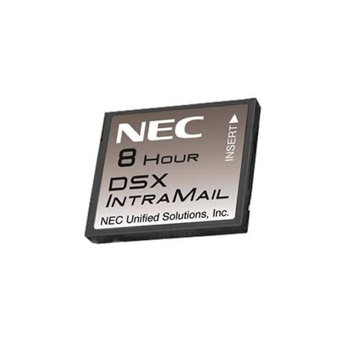 Nec 1091060 Dsx Intramail 2-Port/8-Hour Voice Mail, 128 Mailboxes