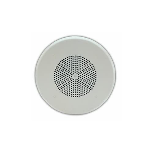 "Valcom 1 Watt 1 Way 8"" Ceiling Speaker (V-1020C)"