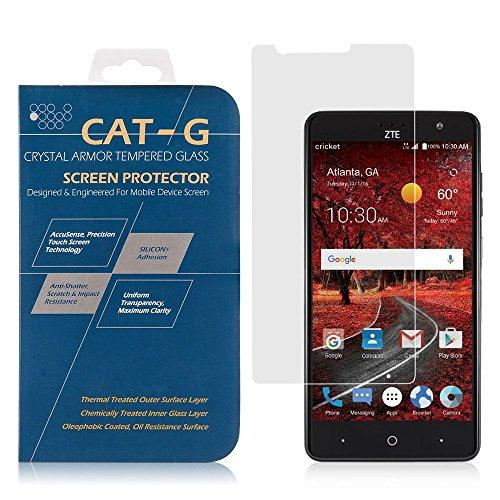 Zte Grand X4 Tempered Glass Screen Protector 0.33Mm Arcing-Tspztegx4