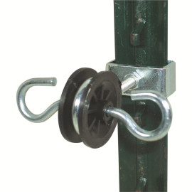 Field Guardian 2 Ring Gate Ends For T Posts - 2/Pk