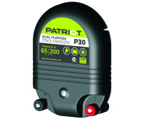 Patriot - P30 Dual Purpose Fence Energizer - 3.0 Joule