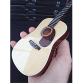 Axe Heaven Natural Blonde Finish Acoustic