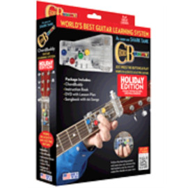 Chordbuddy Holiday Guitar Learning System Boxed Edition