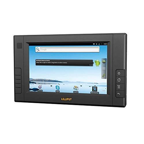 "Lilliput Pc-7105 7"" Capacitive Touch Screen Embedded Android Industrial Panel Pc With Built-In Battery By Lilliput Official Seller :Viviteq"