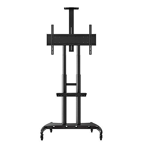 "Luxor Fp4000 Adjustable Height Large Tv Mount Designed For A 40"" - 90"" Flat Panel Tv"