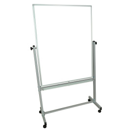 Luxor - Mb3648Ww - 36 X 48 Double-Sided Magnetic Whiteboard
