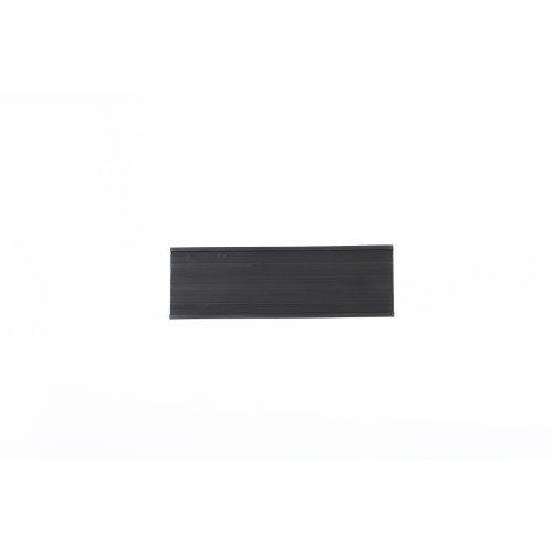 """Magnetic Data Cards, Black, Accessories, 6"""" X 2"""", 10 Pack"""