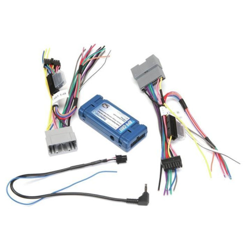 Rp4Ch11 Pac Radiopro4 Interface For Chrysler Vehicle