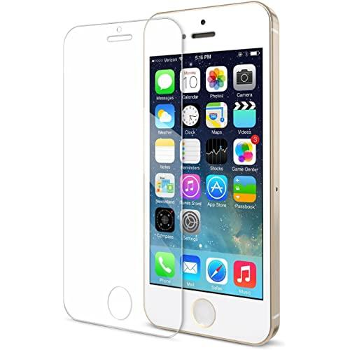 Iphone Se 5 5S 5C Tempered Glass Screen Protector