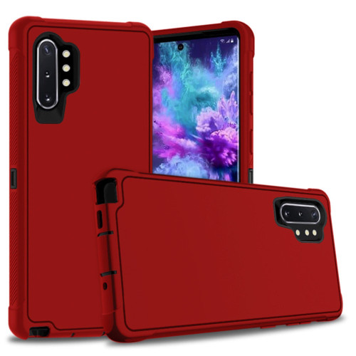 For Samsung Galaxy Note 10 Plus / Note 10 Pro Slim Defender Shockproof Hybrid Case Cover