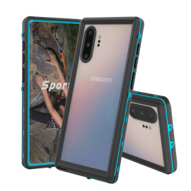 For Samsung Galaxy Note 10 Redpepper Waterproof Swimming Shockproof Dirt Proof Case Cover