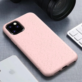 For Apple Iphone 11 Full Body Hybrid Natural Wheat Tpu Case Cover
