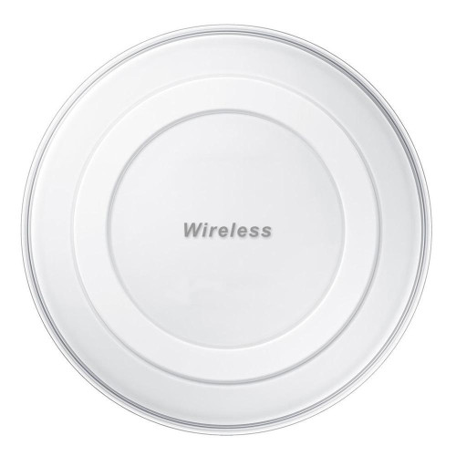 Fast Qi Wireless Charger Charging Pad 1000Mah For Samsung Galaxy White
