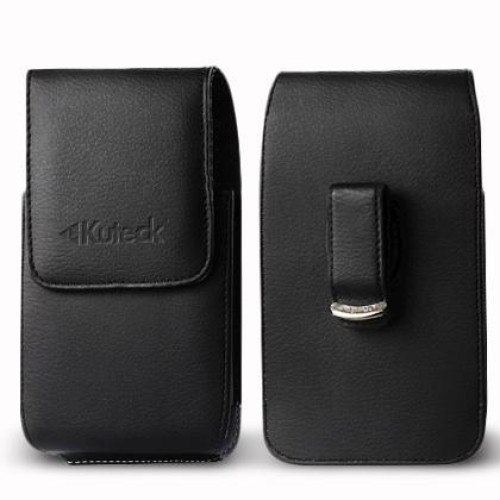 Vertical Leather Pouch For Samsung Galaxy Mega 6.3 Inch