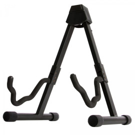 Collapsible A-Frame Guitar Stand