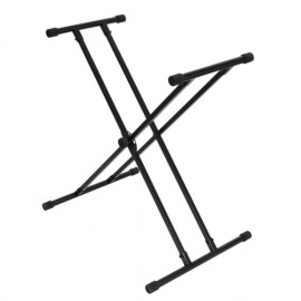 Lok-Tight Classic Double-X Keyboard Stand
