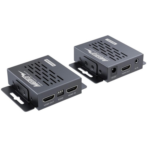 Ethereal Cs-Hdc5Extsrpoe Hdmi Poe Extender Over Single Cat-6 With Ir 1080P