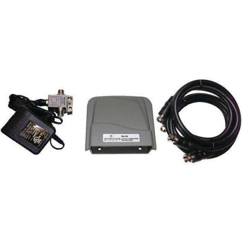 Ultra-Low-Noise Uhf/Vhf Preamp Kit