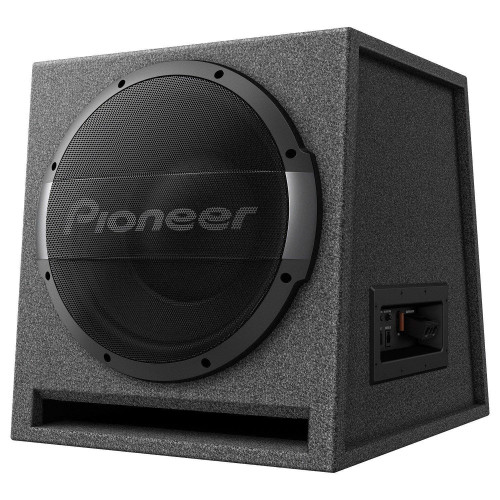 12-Inch Ported-Enclosure Powered Subwoofer System