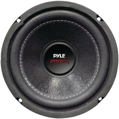 """Power Series Dual-Voice-Coil 4Ohm Subwoofer (6.5"""", 600 Watts)"""
