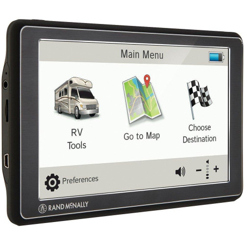 Rvnd(Tm) 7 Gps Device With Free Lifetime Maps