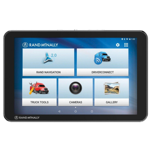 8-Inch Tnd(Tm) Tablet 85 With Built-In Dash Cam