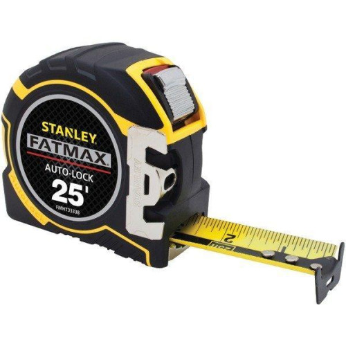 Fatmax(R) 25Ft Auto-Lock Tape Measure