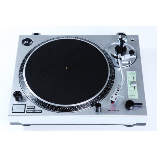 Techplay Iep11.5 Anti Static Turntable Mat (Full Size)