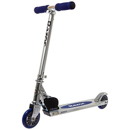 A Scooter - Blue