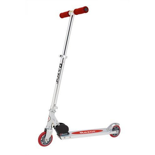 A Scooter - Red