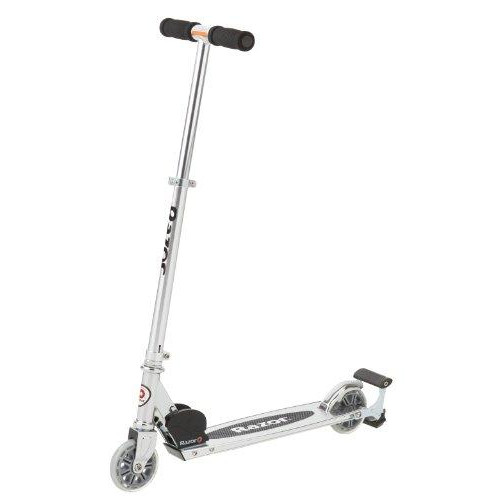 Spark Scooter Clear