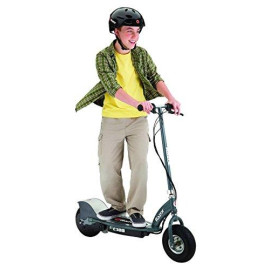 E300 Electric Scooter - Gray