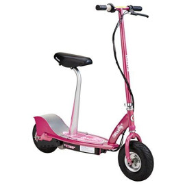 E300S Seated Electric Scooter - Sweet Pea