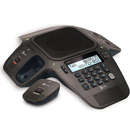 At&Amp;T Sb3014 Dect 6.0 Conference Phone With Four Wireless Mics