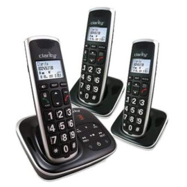 Clarity Phone With 2 Handsets