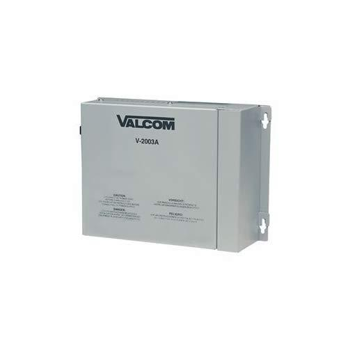 Valcom V-2003A One Way 3 Zone Page Control With Built In Power