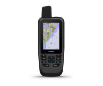 Garmin GPSMAP86sc Handheld GPS With BlueChart G3 U.S.