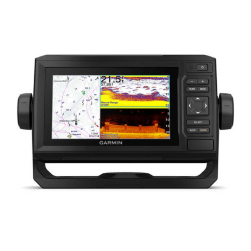 Garmin ECHOMAP 64cv UHD Combo US Offshore g3 with GT24 Transducer