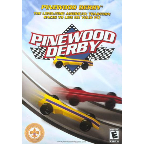 Pinewood Derby By Boy Scouts Of America For Windows Pc