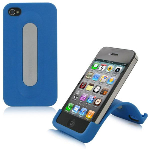 Xtrememac Snap Stand For Iphone 4 & 4S, Blue