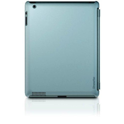 Xtrememac Microshield Sc For Ipad 2, Ipad 3 And Ipad 4, Light Gray