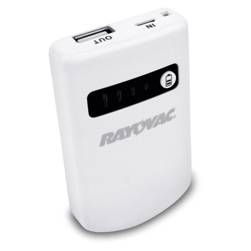 Rayovac Platinum Lithium-Ion Power Pack Charger