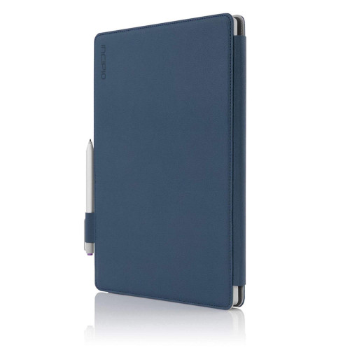 Incipio Roosevelt Folio Cover For Microsoft Surface 3, Blue