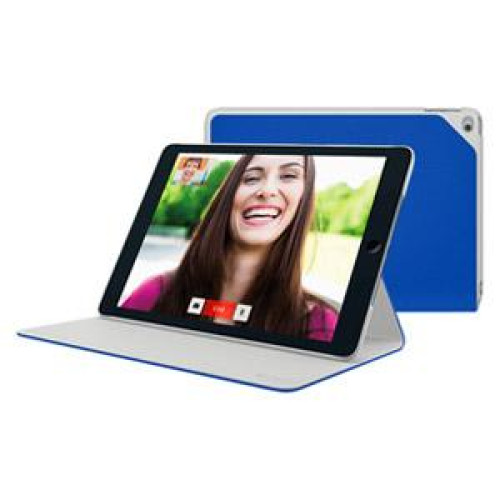 Logitech Hinge Carrying Case For Ipad Air 2 - Blue
