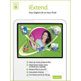 Memeo Iextend - Your Digital Life On Your Ipod
