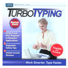 Turbotyping For Windows Pc (English & French)