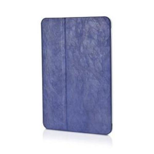 Xtrememac Microfolio Leather Case For Ipad Mini 1/2 (Blue)